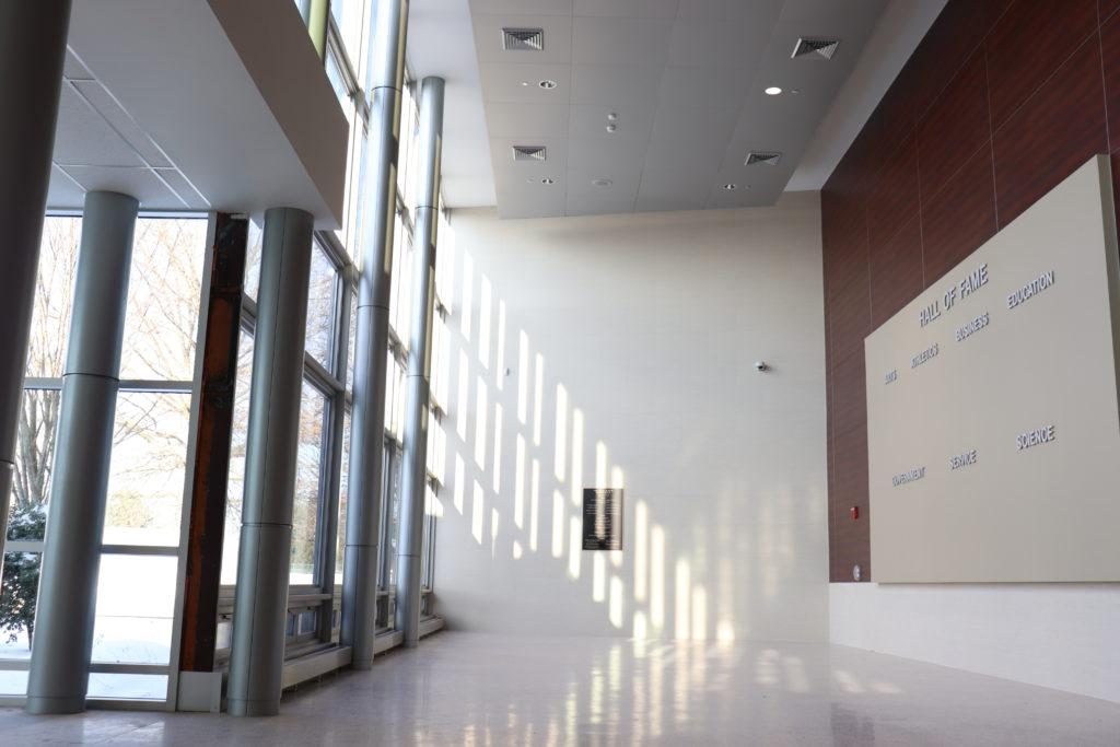 Auditoirum Lobby