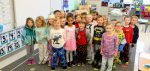 Copper Beech Elementary School Families Donated to the Pajama Program – Students & Staff Wore Their Pajamas to Celebrate