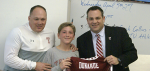 Temple Football Coach and Athletic Director Visit Copper Beech As A Result of Student Writing Exercise!