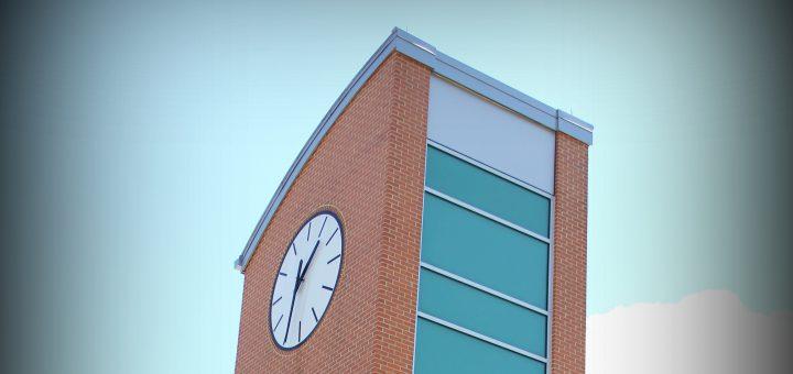CB Clock Tower