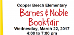 Barnes and Noble Night, March 22nd
