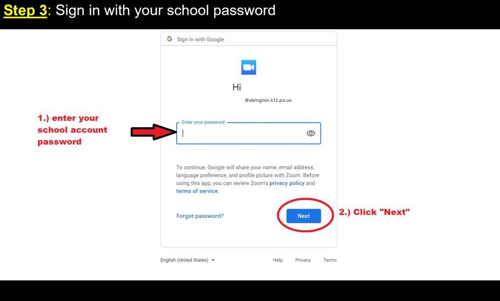 03a Zoom Password NEW