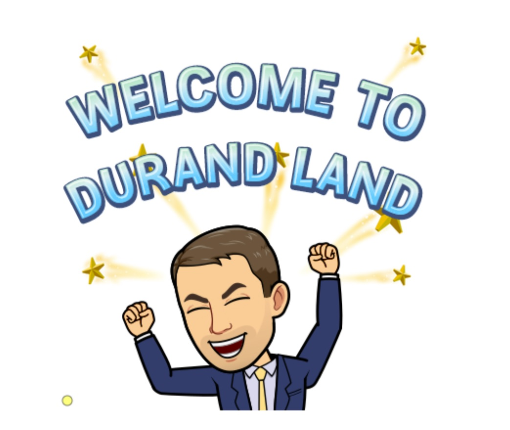 Welcome to Durand Land
