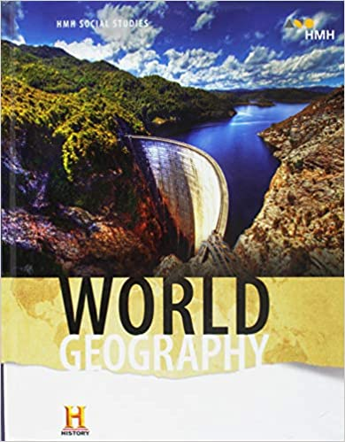 World Geography Textbook Cover