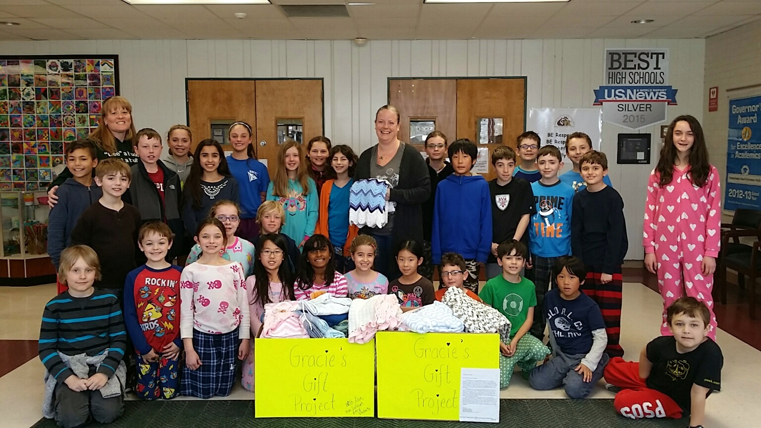 Gifted Classes from Rydal and Highland Elementary Schools