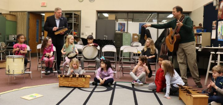 Abington School District Named One of the Best Communities for Music Education