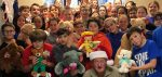 """McKinley Elementary School Partners with """"Chuckles the Clown"""" to Bring Smiles and Joy to Hospital-Bound Children Over the Holidays"""