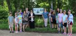 Community Clean Water Groups Cut Ribbon on Latest Project at McKinley Elementary