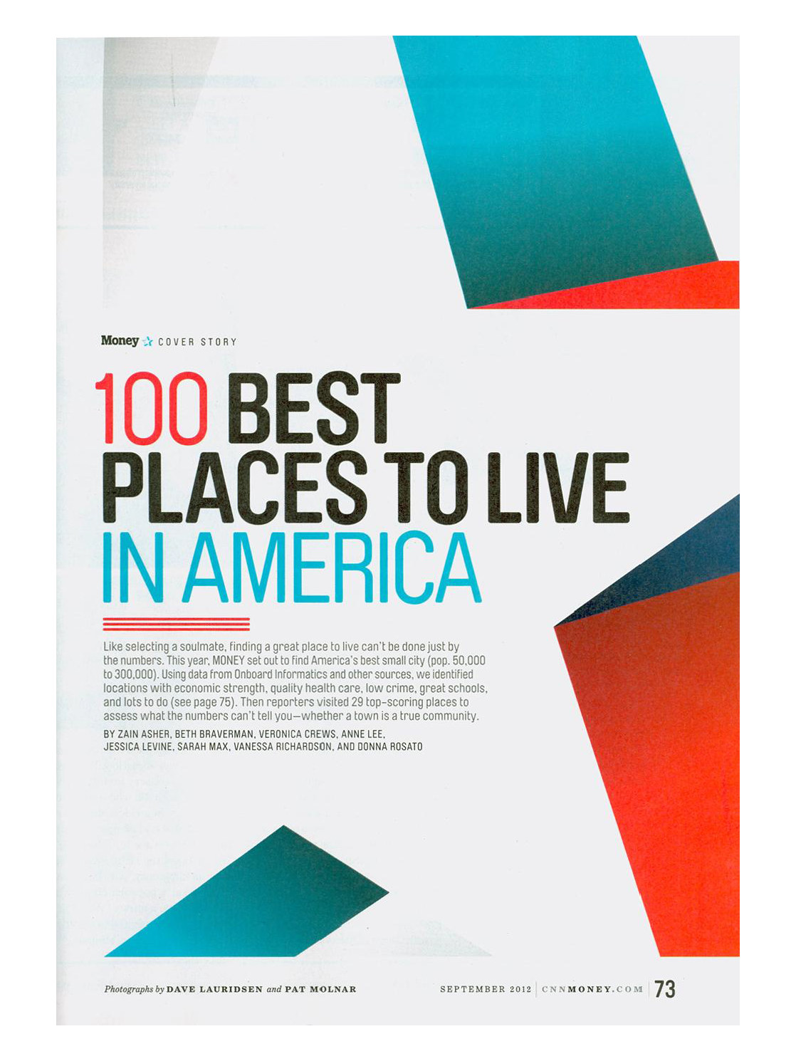 Abington again named one of america 39 s best places to live for Best places to live us