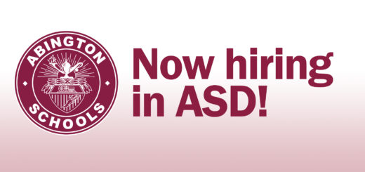 Part and Full-time Positions Available in ASD