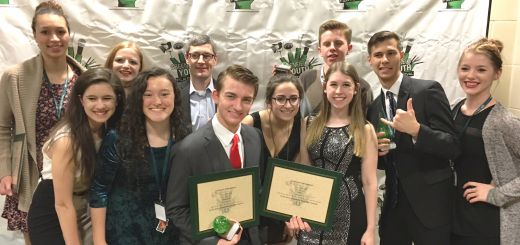 Greenfield Youth Film Festival 2016 awards