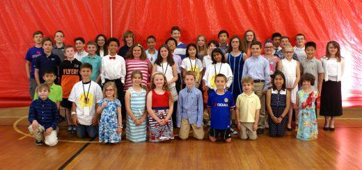 Abington Honors Large Number of Mathematics Award Winners