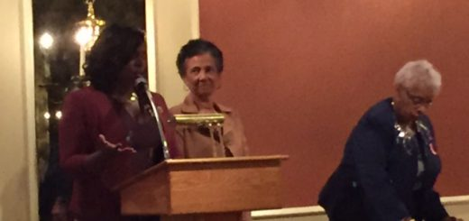 Abington's Rochele Haynes Receives Education Award at Willow Grove Branch NAACP Freedom Fund Banquet