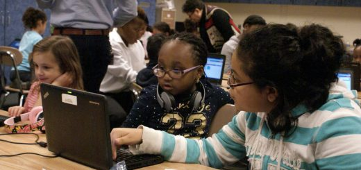 Abington's Willow Hill Elementary School Students Learn Computer Coding!