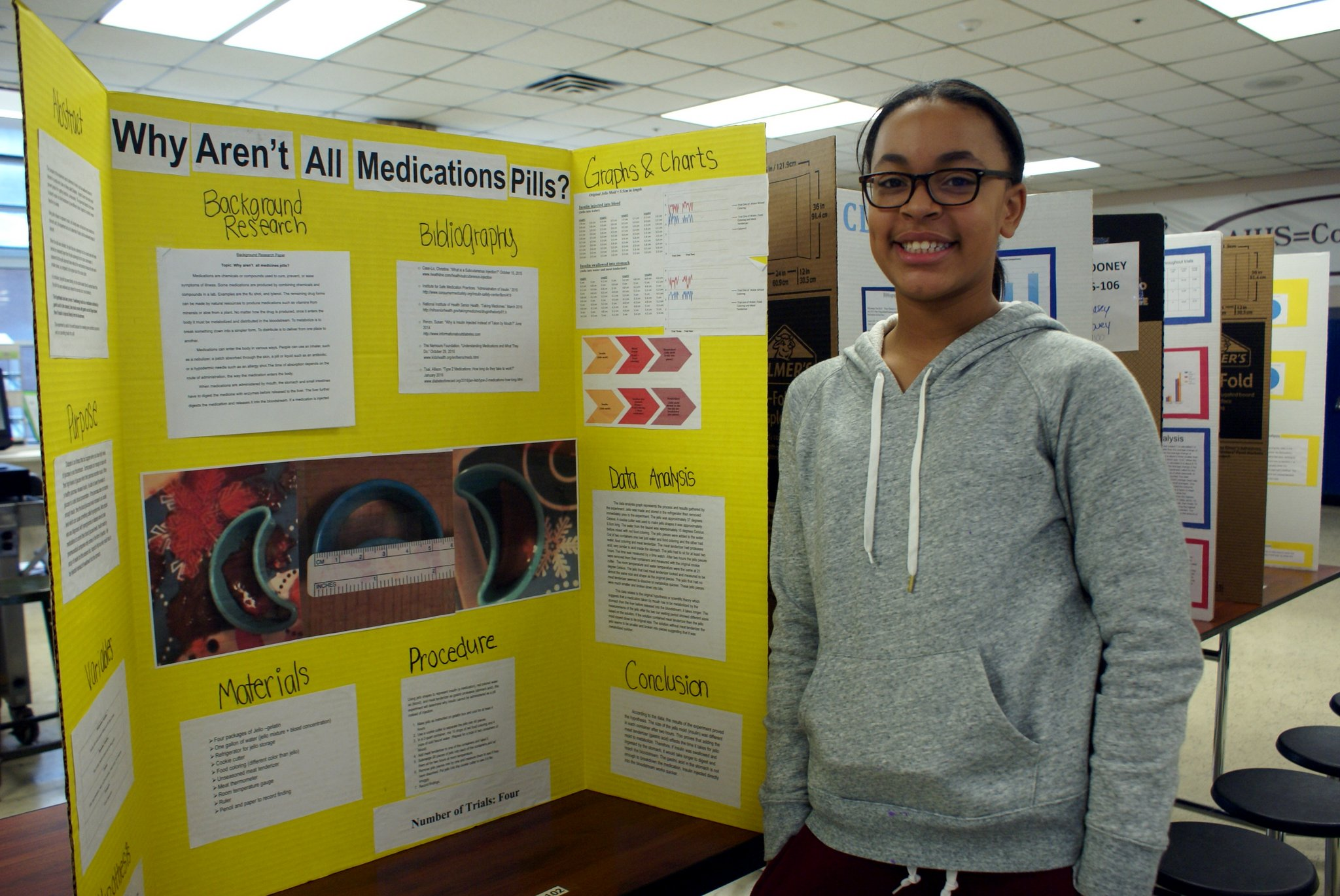 junior high science fair projects Find ideas for middle school science fair projects these are projects suitable for the 6-8 grade level.
