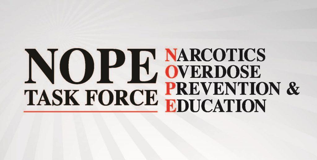 NOPE Task Force (Narcotics Overdose Prevention & Education