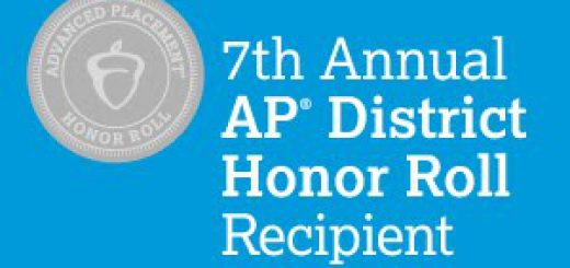 Abington Recognized on College Board's AP District Honor Roll