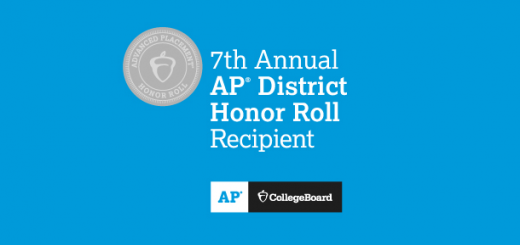 Abington Recognized on College Board's AP District Honor Roll For Increasing Access to Advanced Placement Courses and AP Exam Scores