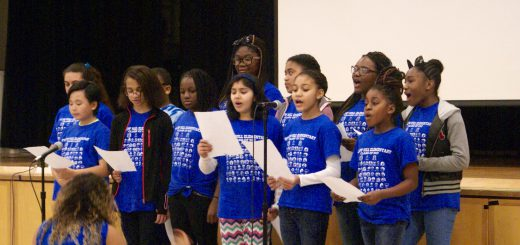 Students at Willow Hill Perform Wonderful Assembly to Honor the Life & Contributions of Dr. Martin Luther King, Jr.