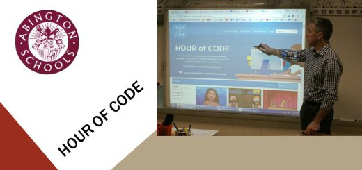 """Hour of Code"" Project Presented at School Board Meeting"