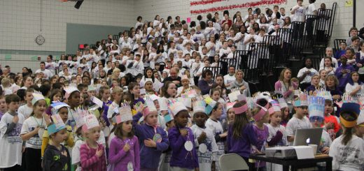 Copper Beech Elementary School Celebrates the Life of Dr. Martin Luther King, Jr.