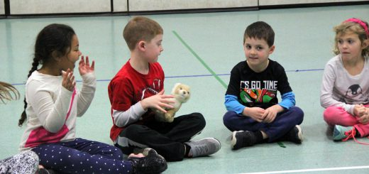 """Copper Beech's """"PAWS to Party"""" Celebrates Students Who Met a Three-Month Reading Challenge"""