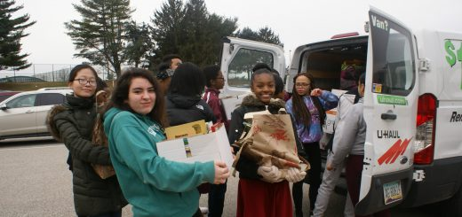 Abington Junior High School Student Being Treated for Lymphoma Spearheads Collection & Donation of 9,500 Books for Children to Children's Hospital (CHOP) Oncology Floor