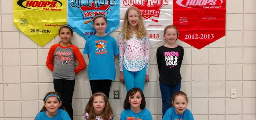 Copper Beech Students Raised Over $7,200 for American Heart Association