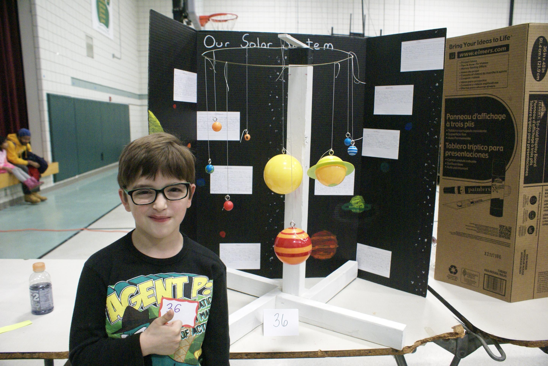 kindergarten science fair project