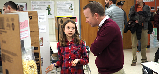 McKinley Elementary School Presents Science Fair This Week