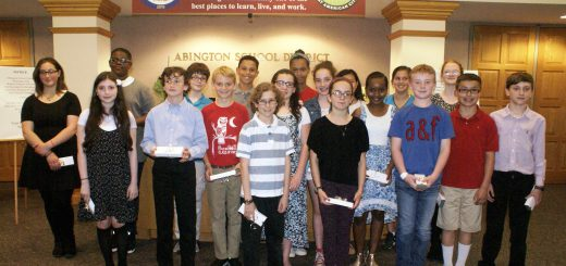 School Board Honors Silver Pen Awardees for Outstanding Writing