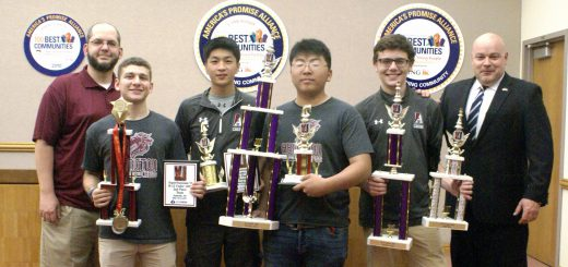 Abington Senior High School Chess Teams – Ranked #2 and #7 in the U.S.!!
