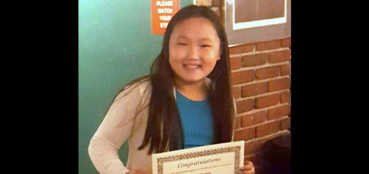 Copper Beech's Jillian Brown Wins Honorable Mention in ADL Student Essay Contest