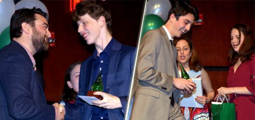 Abington Students Win Awards at the 2017 Greenfield Youth Film Festival