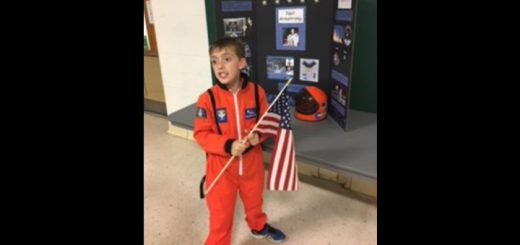 "McKinley Elementary Presents ""Live Wax Museum"""