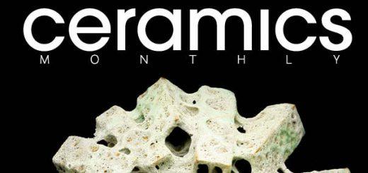 Ceramics Art by Abington Senior High School Art Teacher David Ferro Featured in Industry Trade Magazine