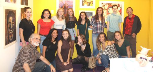 """""""The Art of Abington Senior High School Students"""" – Exhibit At The Woodmere Art Museum through October 22, 2017"""