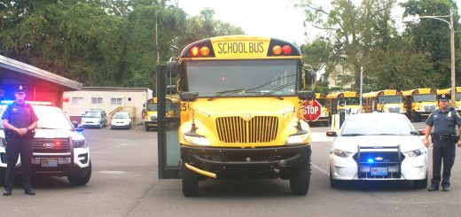 """""""OPERATION SCHOOL BUS SAFE STOP"""" TO OCCUR WEDNESDAY, OCTOBER 18, 2017"""
