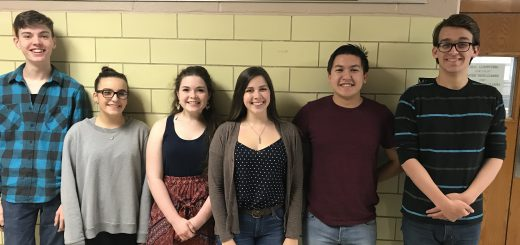Six Abington Students Qualified for PMEA District 11 Choir