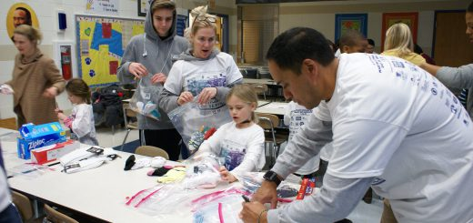 Highland Elementary School Observes Martin Luther King, Jr. Day of Service
