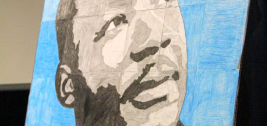 McKinley Elementary School Honors Dr. Martin Luther King, Jr.