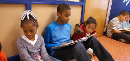Willow Hill Elementary School Kicks Off Black History Month with Read-in