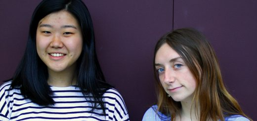 Two Seniors Accepted into Highly Selective Art School