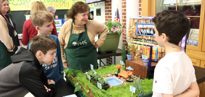 Abington Students Harness their Inner Flower Power and Earn Recognition from PA Horticultural Society