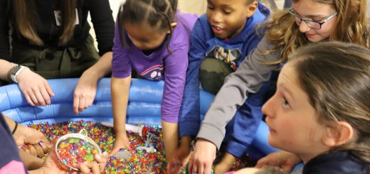 McKinley Elementary School Celebrates World Autism Awareness Day