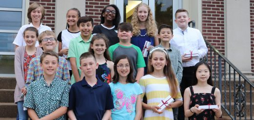 "Elementary Student Writers Honored with ""Silver Pen"" Awards"