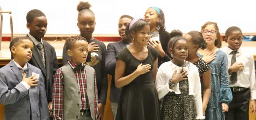 V.I.B.E. and I.M.A.G.I.N.E. Host First-ever Districtwide Induction Ceremony