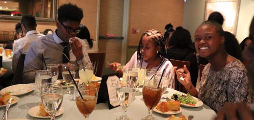 Local Restaurant Hosts Abington Junior High Students for Annual Etiquette Luncheon