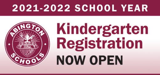Kindergarten Registration for 2021-2022 School Year