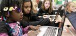 Abington's Overlook Elementary School Students Learn Computer Coding!